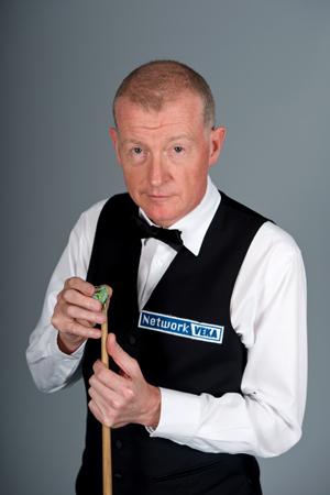 Steve Davis OBE